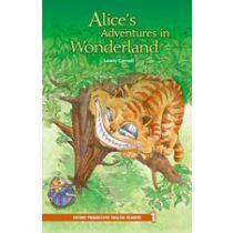 Oxford Progressive English Readers Level 1: Alice's Adventures in Wonderland