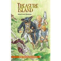 Oxford Progressive English Readers Level 1: Treasure Island