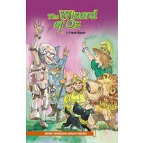 Oxford Progressive English Readers Level 1: The Wizard of Oz