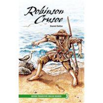 Oxford Progressive English Readers Level 3: Robinson Crusoe