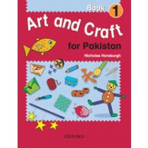 Art and Craft for Pakistan Book 1