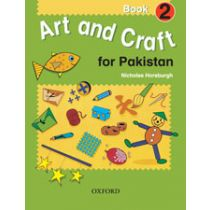 Art and Craft for Pakistan Book 2