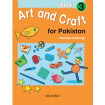 Art and Craft for Pakistan Book 3