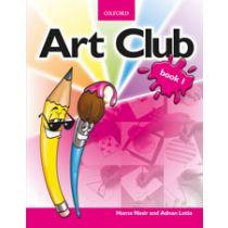 Art Club Book 1
