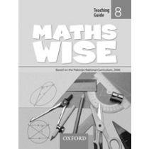 Maths Wise Teaching Guide 8