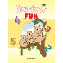 Number Fun Book 1