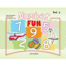 Number Fun Book 2