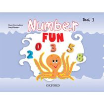 Number Fun Book 3