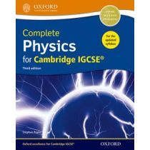 Complete Physics for Cambridge IGCSE + CD