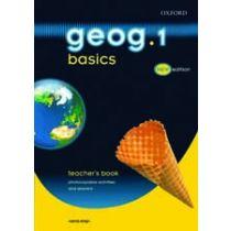 Geog.1 Basics Teacher's Book 2/E