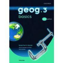 Geog.3 Basics Teacher's Book 2/E