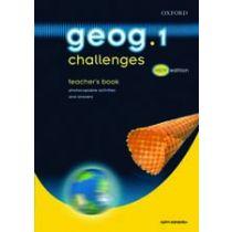 Geog.1 Challenges Teacher's Book 2/E
