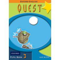 Quest Pupil Book 3