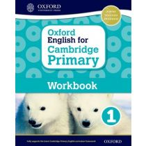 Oxford English for Cambridge Primary Student Workbook 1