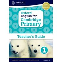 Oxford English for Cambridge Primary Teacher's Guide 1