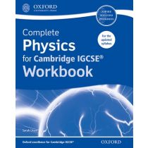 Complete Physics for Cambridge IGCSE® Workbook