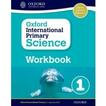 Oxford International Primary Science Workbook 1