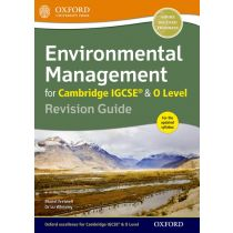 Environmental Management for Cambridge IGCSE® & O Level Revision Guide