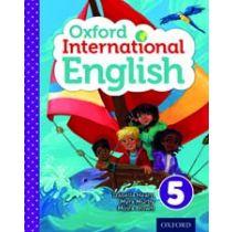 Oxford International English Level 5 Student Book