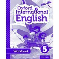 Oxford International English Level 5 Workbook