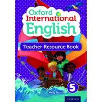 Oxford International English Level 5 Teacher Resource Book