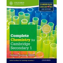 Complete Science for Cambridge Secondary 1 Chemistry Student Book