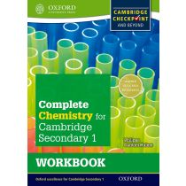 Complete Science for Cambridge Secondary 1 Chemistry Workbook