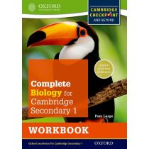 Complete Science for Cambridge Secondary 1 Biology Workbook