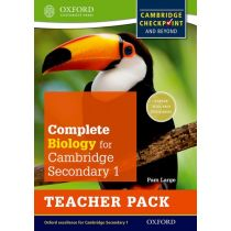Complete Science for Cambridge Secondary 1 Biology Teacher's Pack