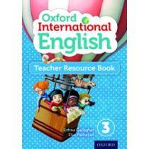 Oxford International English Level 3 Teacher Resource Book