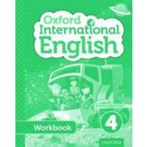 Oxford International English Level 4 Workbook