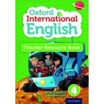 Oxford International English Level 4 Teacher Resource Book