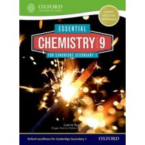 Essential Chemistry for Cambridge Secondary 1 Student Book