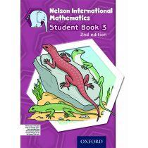 Nelson International Mathematics Student Book 3