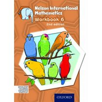 Nelson International Mathematics Workbook 6