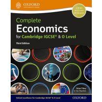 Complete Economics for Cambridge IGCSE® and O Level