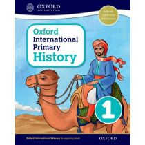 Oxford International Primary History Book  1