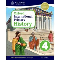 Oxford International Primary History Book  4