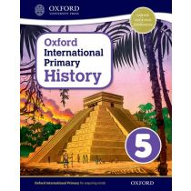 Oxford International Primary History Book  5