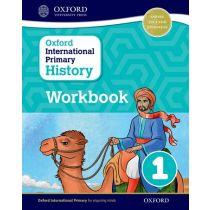 Oxford International Primary History Workbook  1