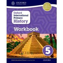 Oxford International Primary History Workbook  5