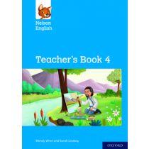 Nelson English Teacher's Book 4