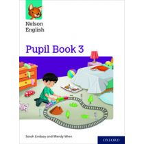 Nelson English Pupil Book 3