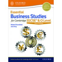 Essential Business Studies (Third Edition)