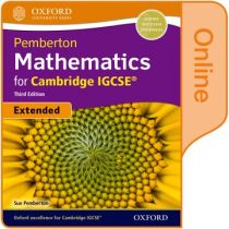 Pemberton Mathematics for Cambridge IGCSE®: Online Student Book