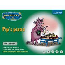 Read Write Inc. Phonics: Storybooks Set 1 Green Mixed pack of 10