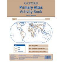 Oxford Primary Atlas Second Edition (Activity Book)