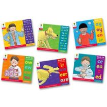 Oxford Reading Tree: Level 4: Floppy's Phonics: Sounds and Letters: Pack of 6