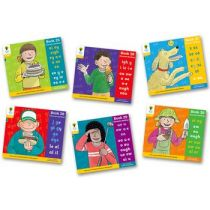 Oxford Reading Tree: Level 5: Floppy's Phonics: Sounds and Letters: Pack of 6