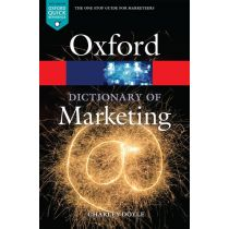 A Dictionary of Marketing Fourth Edition